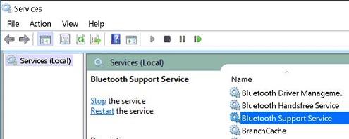 ET50 ET55 Windows - Disable Bluetooth Power Management