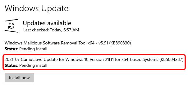 [IMAGEN] Windows 10 Update